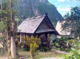 ce bungalow c'est ma chambre d'hôtel : Nong Kiau River Side - l'autre ailleurs, une autre idée du voyage