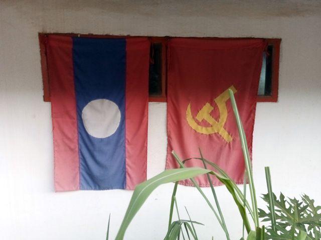 dans les rues de Nong Khiaw - l'autre ailleurs, une autre idée du voyage