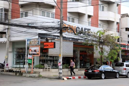 dans la rue à Chiang Mai - l'autre ailleurs, une autre idée du voyage