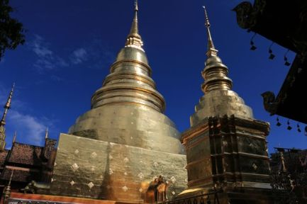 Chang Wat à Lamphun, près de Chiang Mai - l'autre ailleurs, une autre idée du voyage