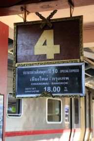 Mon train de nuit pour Bangkok depuis Chiang Mai - l'autre ailleurs, une autre idée du voyage