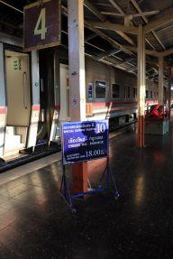 Gare de Chiang Mai - l'autre ailleurs, une autre idée du voyage