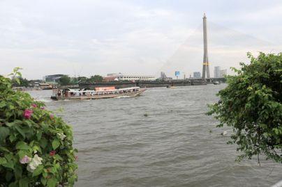 le fleuve Chao Phara à Bangkok - l'autre ailleurs, une autre idée du voyage