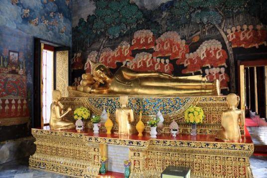 temple Wat Arun Ratchawararam Ratchawaramahawihan à Bangkok - l'autre ailleurs, une autre idée du voyage