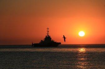 coucher de soleil sur une plage à Santa Marta - l'autre ailleurs en Colombie, une autre idée du voyage