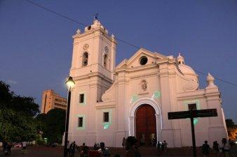 Cathédrale de Santa Marta - l'autre ailleurs en Colombie, une autre idée du voyage