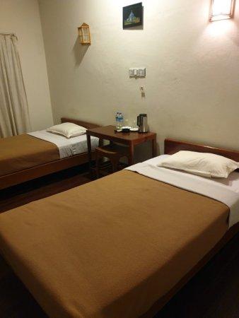 ma chambre à Bagan - l'autre ailleurs en Thaïlande, une autre idée du voyage