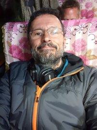dans le bus de nuit pour Bago (Pegou), il fait froid à cause de la clilm - l'autre ailleurs au Myanmar (Birmanie) et Thaïlande, une autre idée du voyage