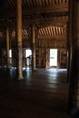 Shwe Nandaw Monastery à Mandalay - l'autre ailleurs au Myanmar (Birmanie) et Thaïlande, une autre idée du voyage