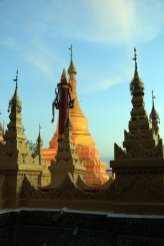 Mandalay Hill - l'autre ailleurs au Myanmar (Birmanie) et Thaïlande, une autre idée du voyage