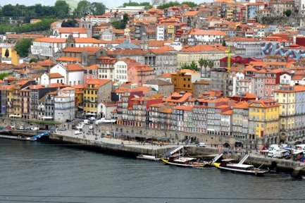 sur les rives du Douro- l'autre ailleurs à Porto, une autre idée du voyage