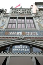 La célèbre librairie Lello qui inspira J. K. Rowling dans l'écriture de Harry Potter - l'autre ailleurs à Porto, une autre idée du voyage