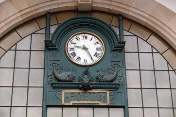 Gare ferroviaire de Porto - l'autre ailleurs à Porto, une autre idée du voyage