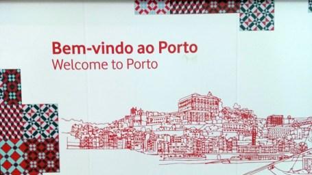 Bem-vindo ao Porto - l'autre ailleurs à Porto, une autre idée du voyage