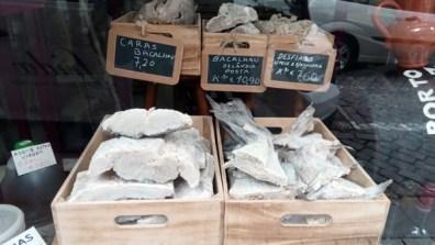 La fameuse Bacalhau (morue) portugaise - l'autre ailleurs à Porto, une autre idée du voyage