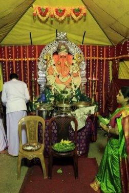 rite hindou dans une rue à Colombo - l'autre ailleurs au Sri-Lanka, une autre idée du voyage