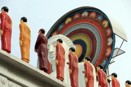 temple bouddhiste - l'autre ailleurs au Sri-Lanka, une autre idée du voyage