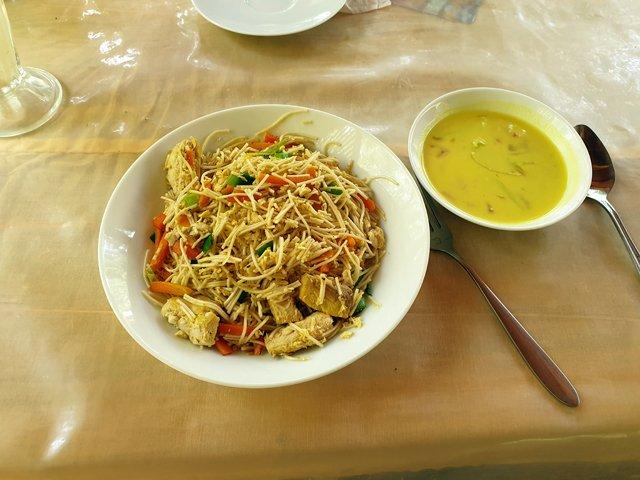 déjeuner à Sigyria - l'autre ailleurs au Sri-Lanka, une autre idée du voyage