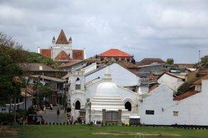 dans la partie vieille ville de Galle- l'autre ailleurs au Sri-Lanka, une autre idée du voyage