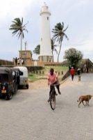 le phare dans la ville de Galle - l'autre ailleurs au Sri-Lanka, une autre idée du voyage