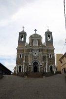 une église à Galle, côté ville moderne - l'autre ailleurs au Sri-Lanka, une autre idée du voyage