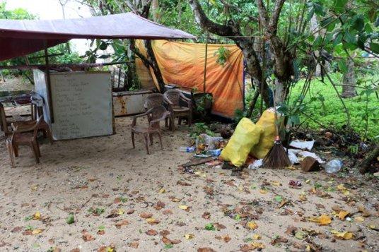 les coulisses peu reluisantes de secret beach à Mirissa - l'autre ailleurs au Sri-Lanka, une autre idée du voyage