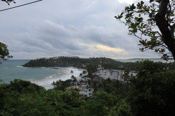 Mirissa, vue d'en haut - l'autre ailleurs au Sri-Lanka, une autre idée du voyage
