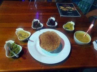 dîner curries à Ella - l'autre ailleurs au Sri-Lanka, une autre idée du voyage