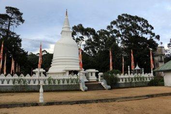 temple à Nuwara Elyia - l'autre ailleurs au Sri-Lanka, une autre idée du voyage