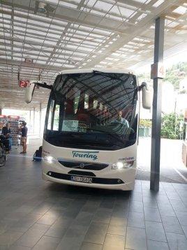 le bus de Dubrovnik à Split - l'autre ailleurs en Croatie, une autre idée du voyage