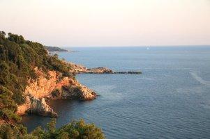 l'Adriatique vu depuis Dubrovnik - l'autre ailleurs en Croatie, une autre idée du voyage