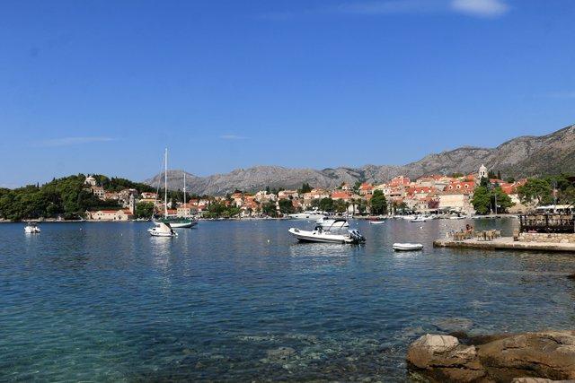 le port de Cavtat - l'autre ailleurs en Croatie, une autre idée du voyage