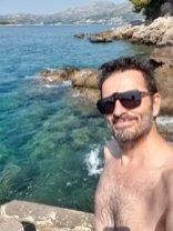 je n'ai pas pu résister à l'appel de l'eau si claire à Cavtat - l'autre ailleurs en Croatie, une autre idée du voyage