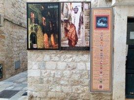 dans les rues de la vieille ville de Dubrovnik - l'autre ailleurs en Croatie, une autre idée du voyage