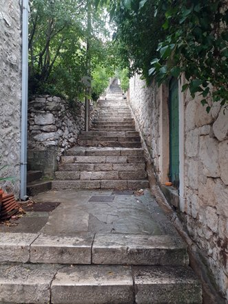 Dubrovnik ça grimpe - l'autre ailleurs en Croatie, une autre idée du voyage