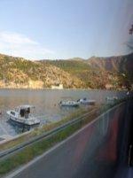 sur la route, depuis le bus pour Split - l'autre ailleurs en Croatie, une autre idée du voyage