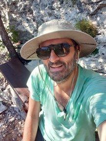 5 min de pause dans le parc national de Paklenica - l'autre ailleurs en Croatie, une autre idée du voyage