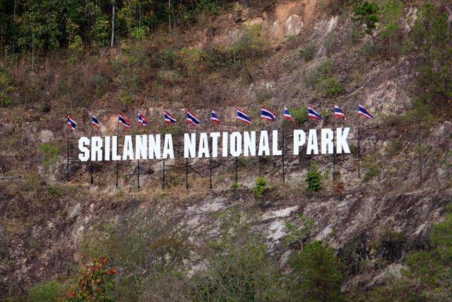 Srilanna Natinal Park à Chiang Mai - l'autre ailleurs au Myanmar (Birmanie) et Thaïlande, une autre idée du voyage
