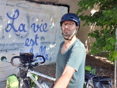 départ de Toulouse direction la Bretagne - l'autre ailleurs en Vélo, une autre idée du voyage (www.autre-ailleurs.fr)