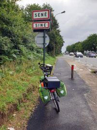 Séné (56) qu'une route - l'autre ailleurs en Vélo, une autre idée du voyage (www.autre-ailleurs.fr)