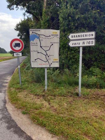 sur la route vers Kervignac (56) - l'autre ailleurs en Vélo, une autre idée du voyage (www.autre-ailleurs.fr)