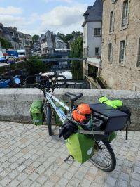Quimperlé (29) - l'autre ailleurs en Vélo, une autre idée du voyage (www.autre-ailleurs.fr)