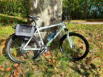 petite transformation du VTT en vélo de voyage - l'autre ailleurs en Vélo, une autre idée du voyage (www.autre-ailleurs.fr)