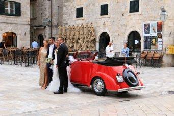 jour de mariage à Dubrovnik - l'autre ailleurs en Croatie, une autre idée du voyage