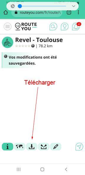Import d'un fichier GPX dans Route You (https://www.routeyou.com/fr-fr/) - étape 5 - l'autre ailleurs en Vélo, une autre idée du voyage (www.autre-ailleurs.fr)