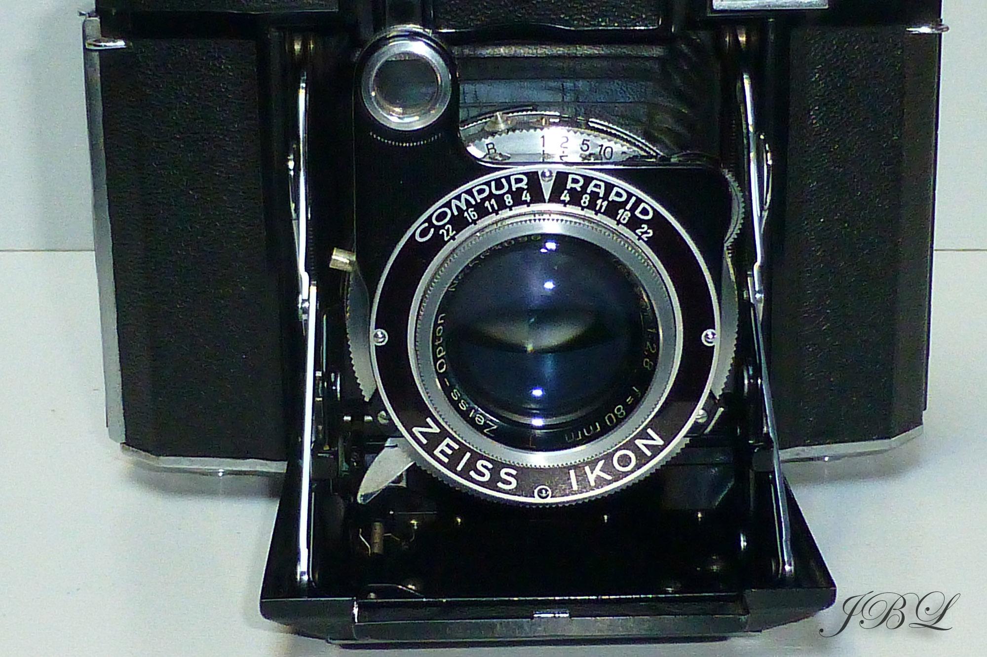 Zeiss Ikon Super Ikonta 53216  Autrefois la Photo