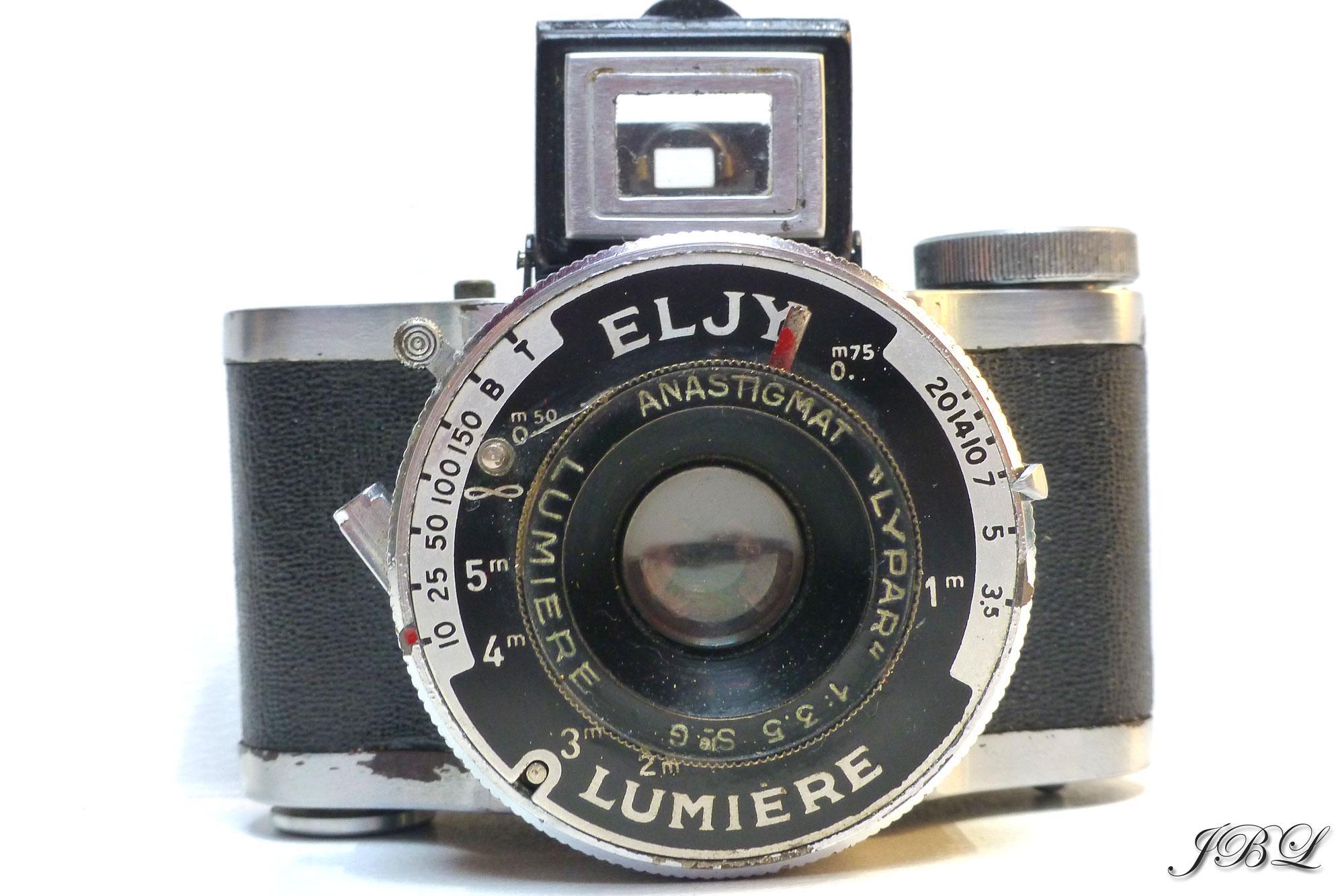 Lumire Eljy Type 41  Autrefois la Photo