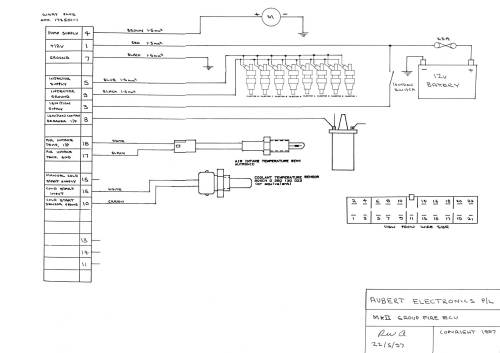 small resolution of mkii group fire wiring diagram