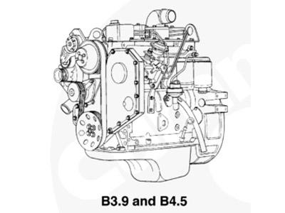 Cummins QSB4.5-C130 SO40648 Parts Catalogue