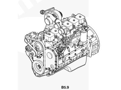 Cummins 6BTA5.9-C175 SO11232 Parts Catalogue